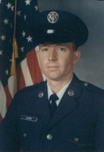 Jeffrey Scott Flesher USAF